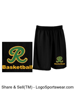 Basketball Shorts Design Zoom