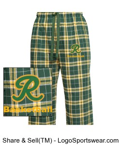 Flannel PJ Pants Design Zoom